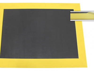 Ergomat-XL-Bubble-down-avec-biseaux-jaunes
