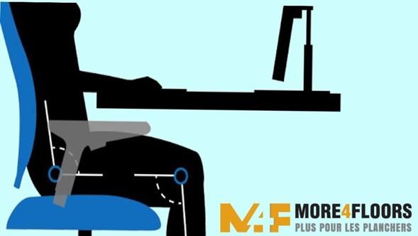 mobilier ergonomique.